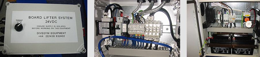 Control Panels from ICA Solutions
