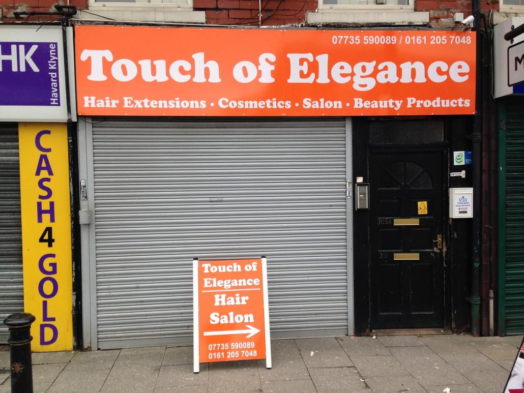 Shop Signage Manchester