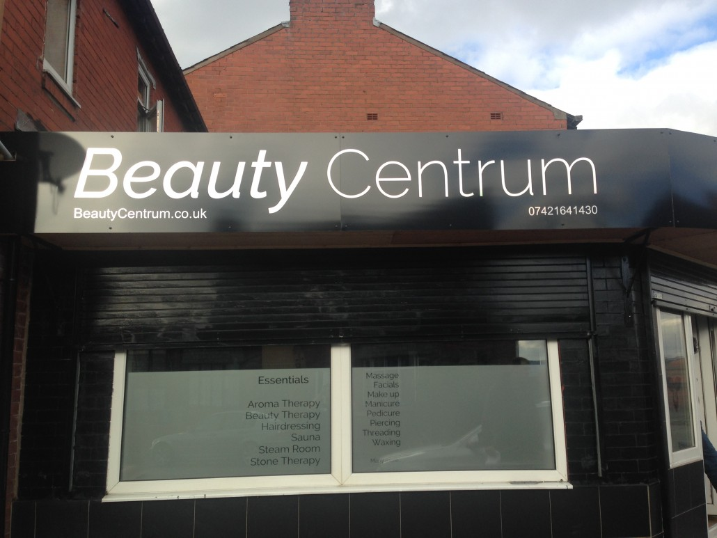 Shop Signs Manchester / Window Graphics Manchester